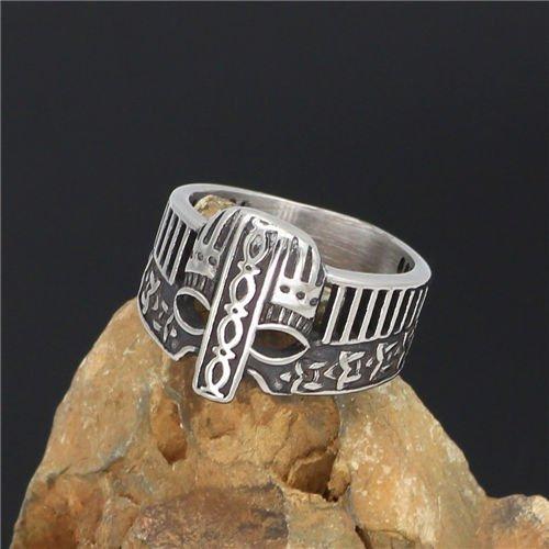Viking Odin Retro rune ring
