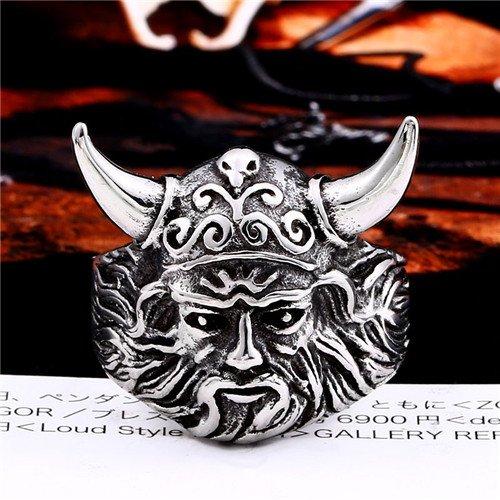 Nordic Viking berserker ring
